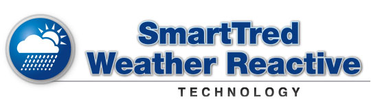 SmartTred Weather Reactive Technology