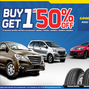 Goodyear Philippines Tire Offer