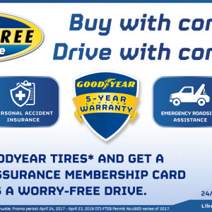Goodyear Worry Free Assurance