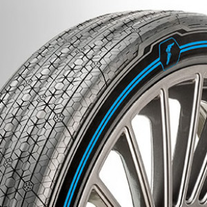 Goodyear IntelliGrip Urban Concept Smart Tire