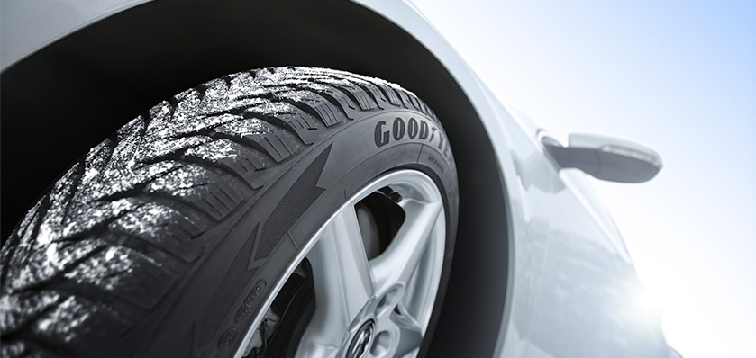 Tire Rotation Basics - GOODYEAR on