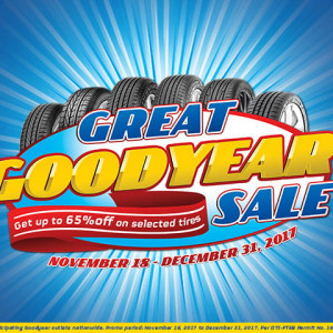 Great Goodyear Sale