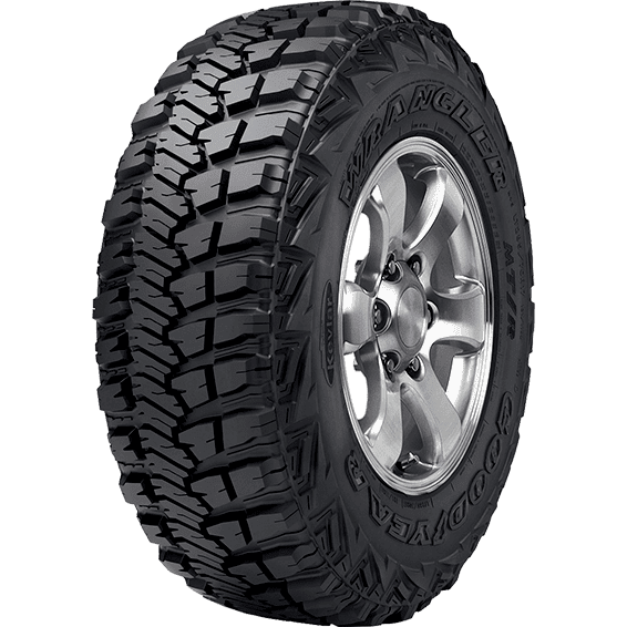R And R Tires >> Goodyear Wrangler Mt R With Kevlar Goodyear